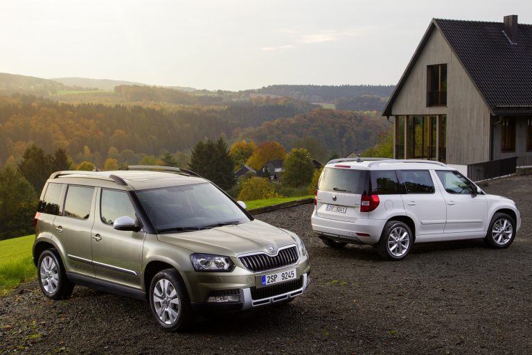 048 ŠKODA Yeti and Yeti Outdoor