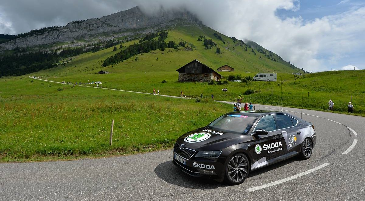 Hrdinové v pozadí Tour de France