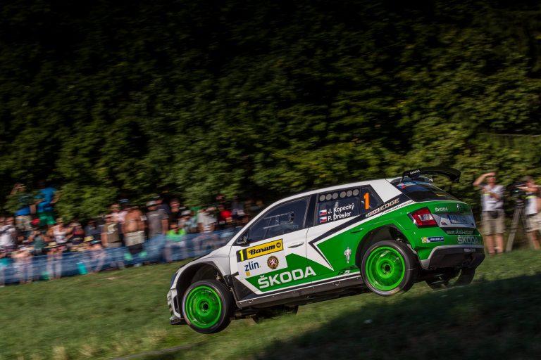 Barum Czech Rally Zlín 2015