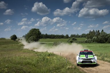 "Rally Finland: ŠKODA is ready for ""Formula 1 in the forest"""