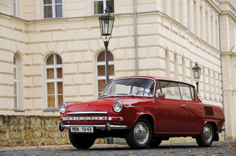 160817 ŠKODA 1100 MBX De Luxe
