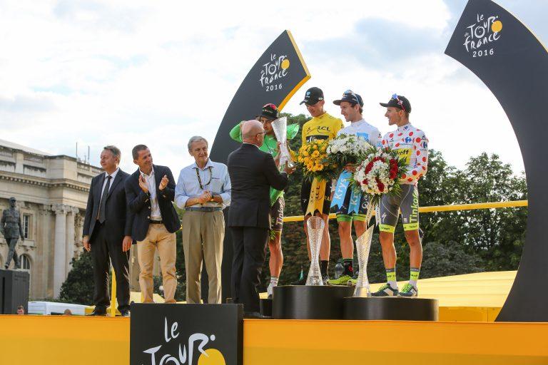 Tour de France 2016, ŠKODA Auto, a.s.