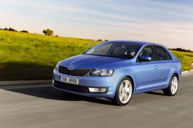 ŠKODA grew by 10.6% in October