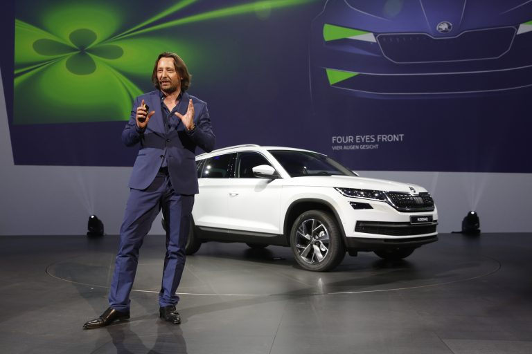 ŠKODA KODIAQ world premiere in Berlin