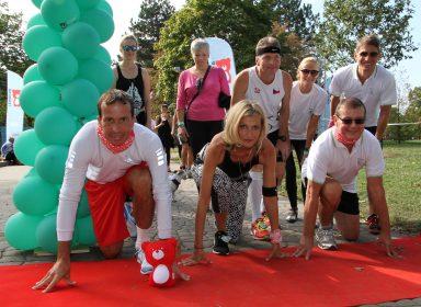 ŠKODA podporuje charitativní běh s Teribearem pro děti v nouzi
