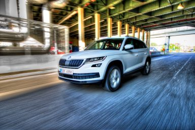 Paris Motor Show 2016: Motor Show Premiere of ŠKODA KODIAQ live on Internet