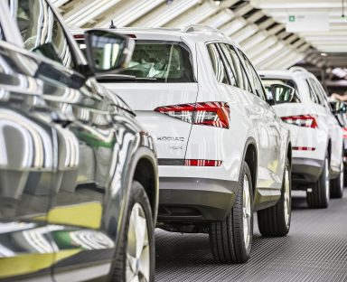 70 years of ŠKODA car production in Kvasiny