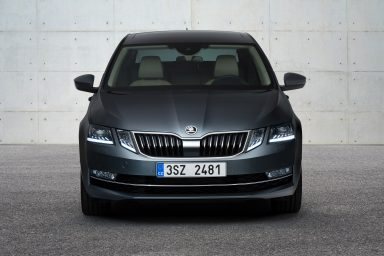 ŠKODA OCTAVIA in new top form: Major revision of the bestseller