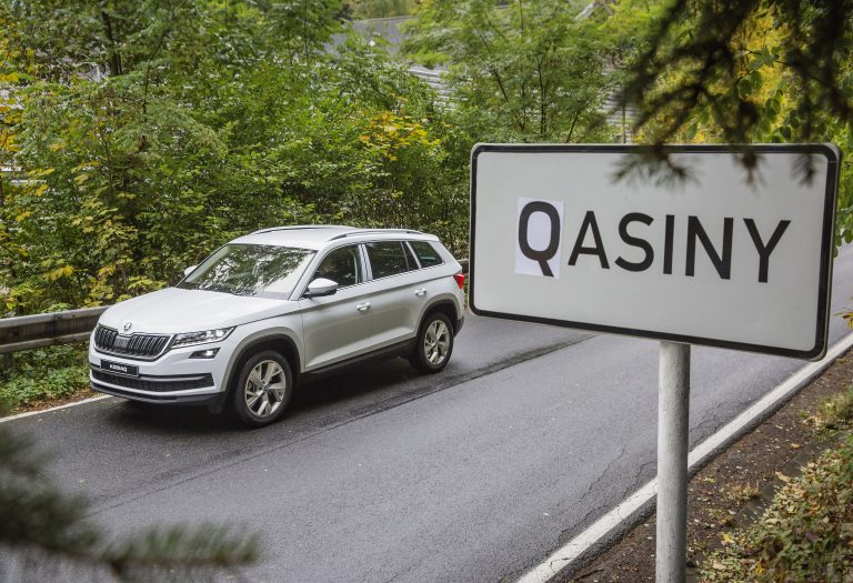 Adventure of the Q, Start of KODIAQ Production