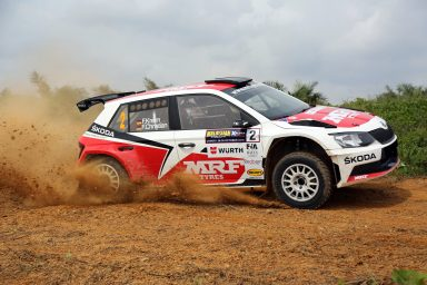 APRC: ŠKODA celebrates its fifth consecutive title – Gill wins Drivers' Championship a round early