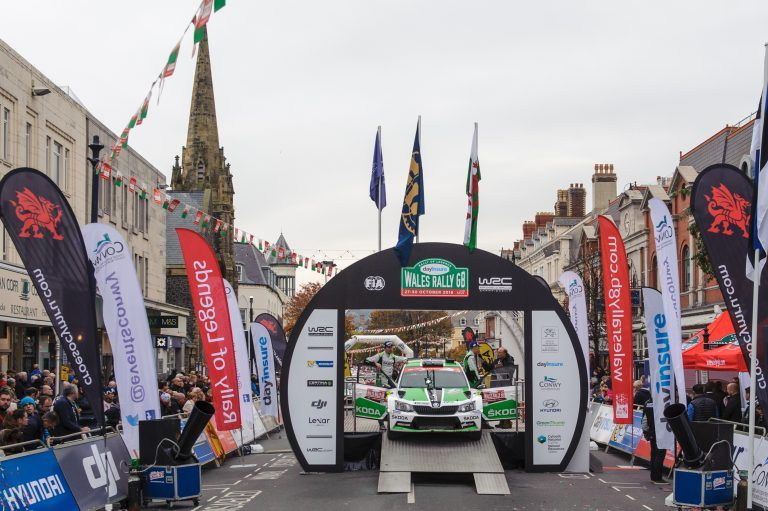 Rally Great Britain 2016