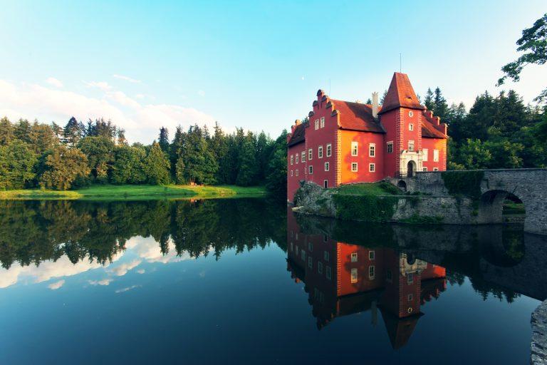 Červená Lhota chateau