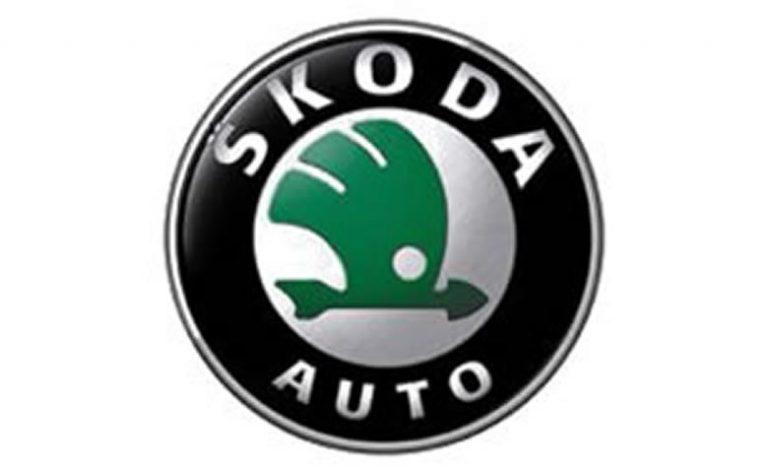 ŠKODA logo (1999-2011).