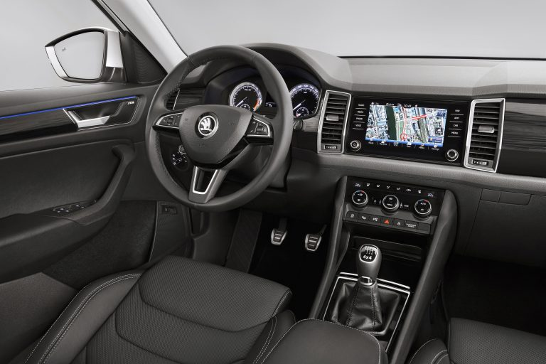 New connectivity offering launched with the ŠKODA KODIAQ