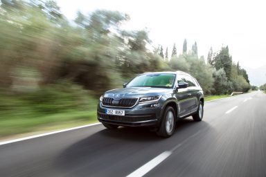Six wins for ŠKODA in 2017 Best Cars by 'What Car?'