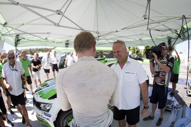 Rally Austrálie 2016