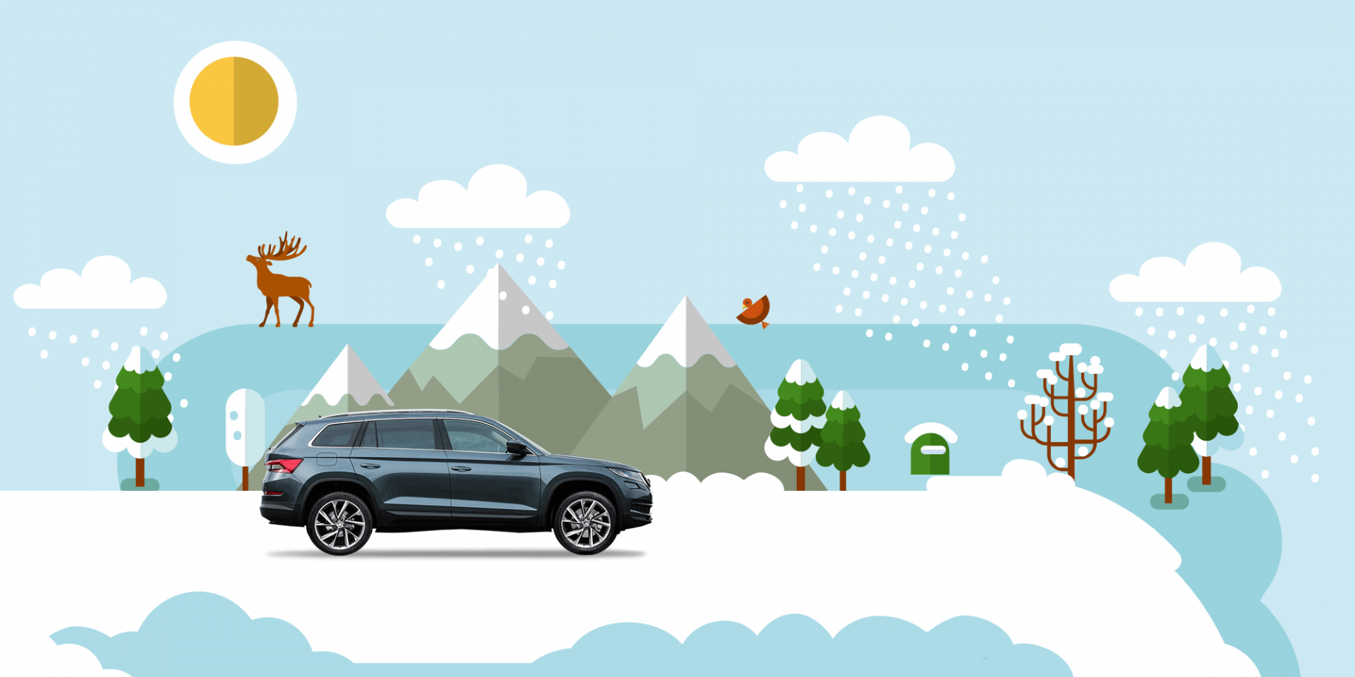 Road To Christmas.Road To Christmas Skoda Storyboard