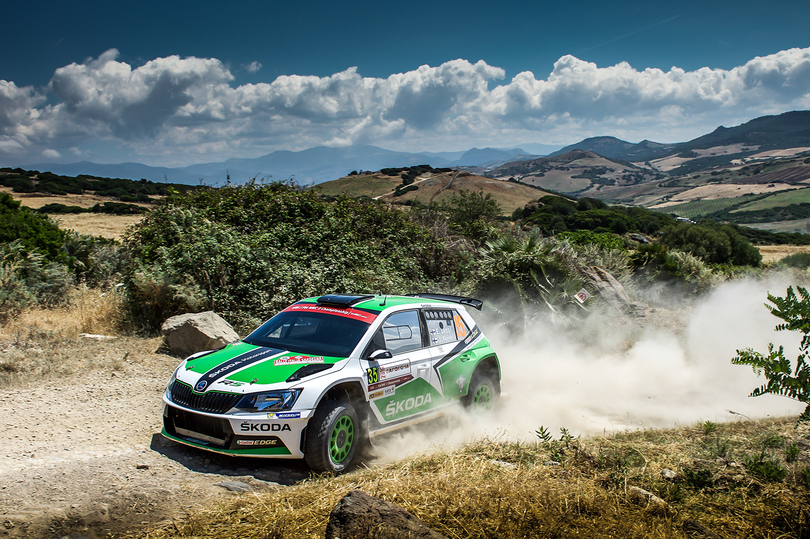 A Season of ŠKODA FABIA R5 Success