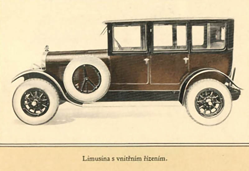 Laurin & Klement ŠKODA 110