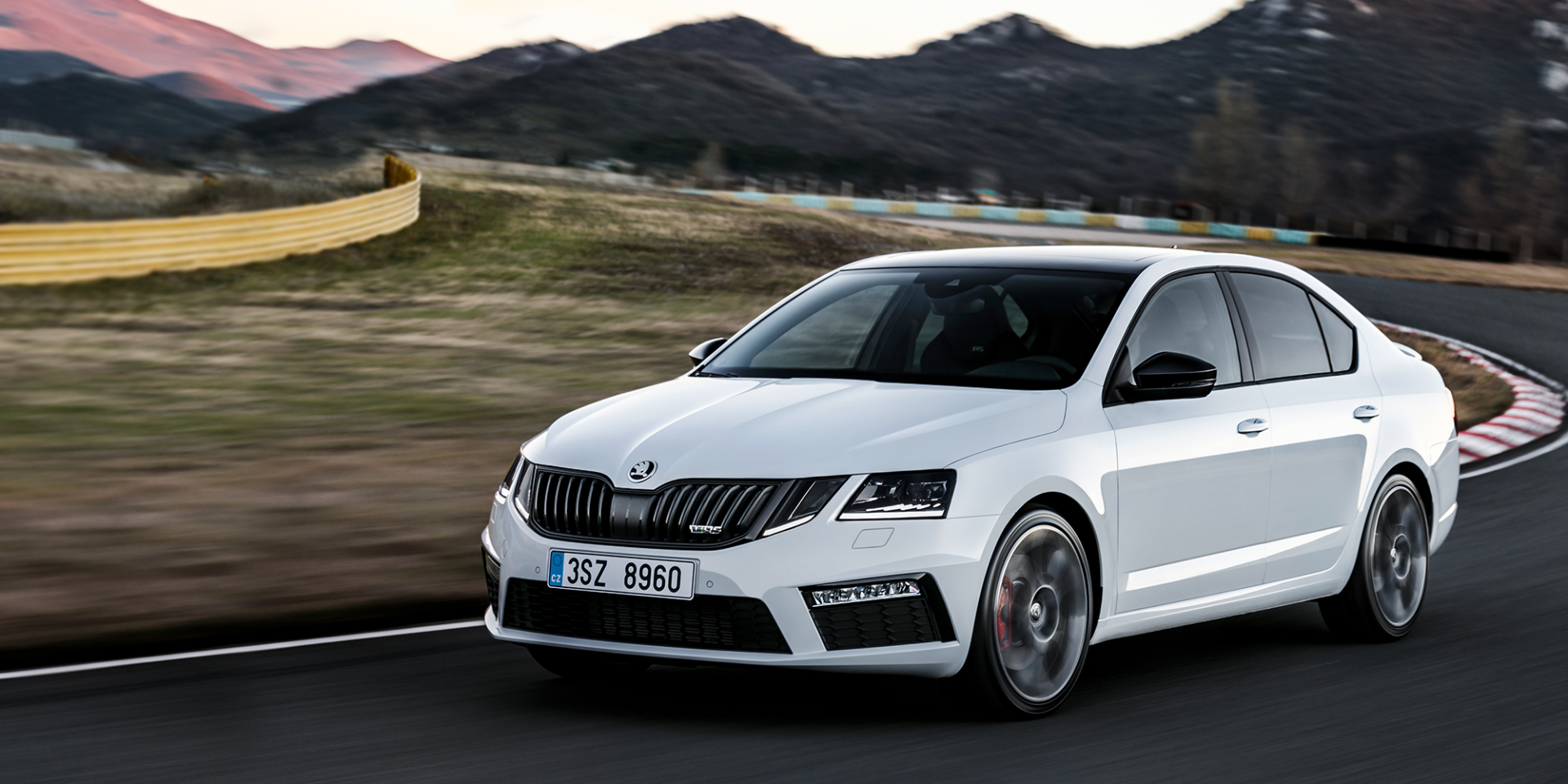 THE UPGRADED ŠKODA OCTAVIA