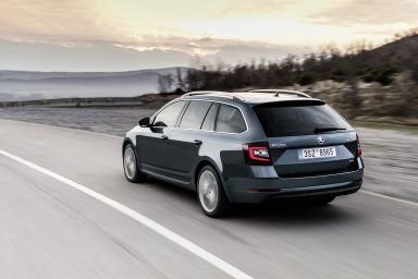 'Best Cars 2017': ŠKODA OCTAVIA is No. 1 for the fourth time