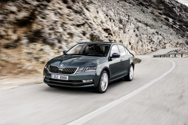 ŠKODA OCTAVIA: bestseller with a comprehensive upgrade - Press Kit