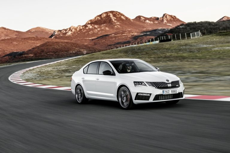 Extensively upgraded ŠKODA OCTAVIA celebrates world premiere in Vienna