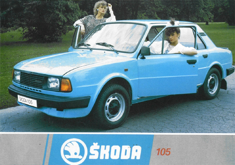 ŠKODA 105