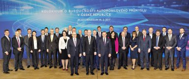Kolloquium bei ŠKODA bereitet ,Zukunftspakt für tschechische Autoindustrie' den Weg