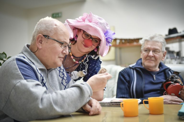 Day Care Centre for the Elderly