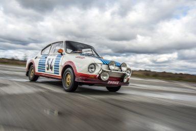 AvD-Histo-Monte: Devět historických vozů ŠKODA na náročné zimní rally