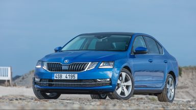 ŠKODA OCTAVIA: bestseller in new top shape following comprehensive revisions