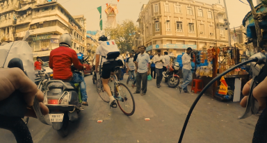 Mumbai: The Ultimate Bike Challenge