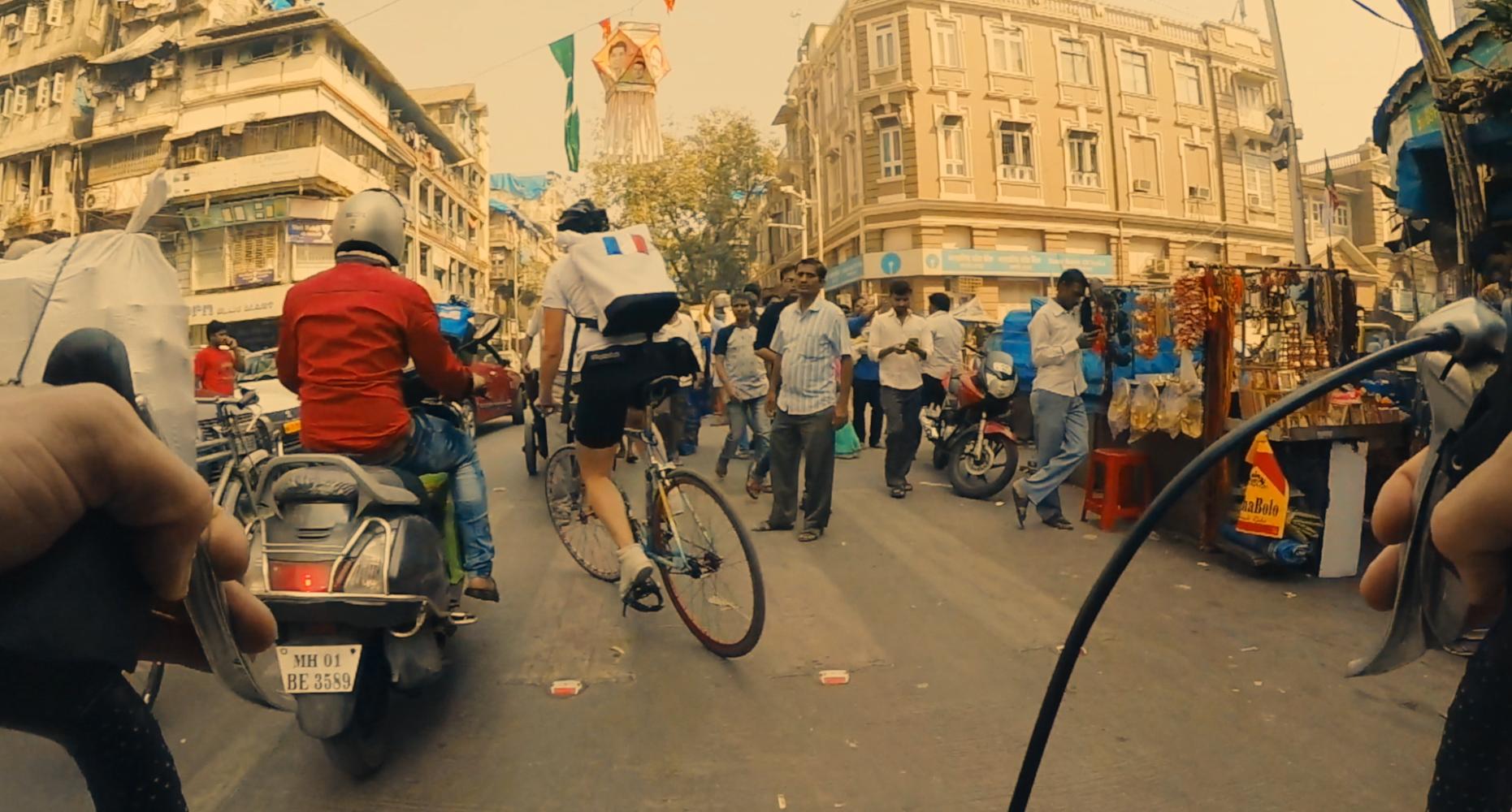 Mumbai: The Ultimate Bike Challenge