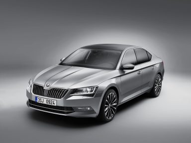 Dream car: ŠKODA SUPERB
