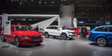 ŠKODA WORLD PREMIERES IN GENEVA