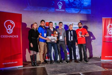 ŠKODA offers prospects of cooperation to 'International Smart Mobility Hackathon' winning teams