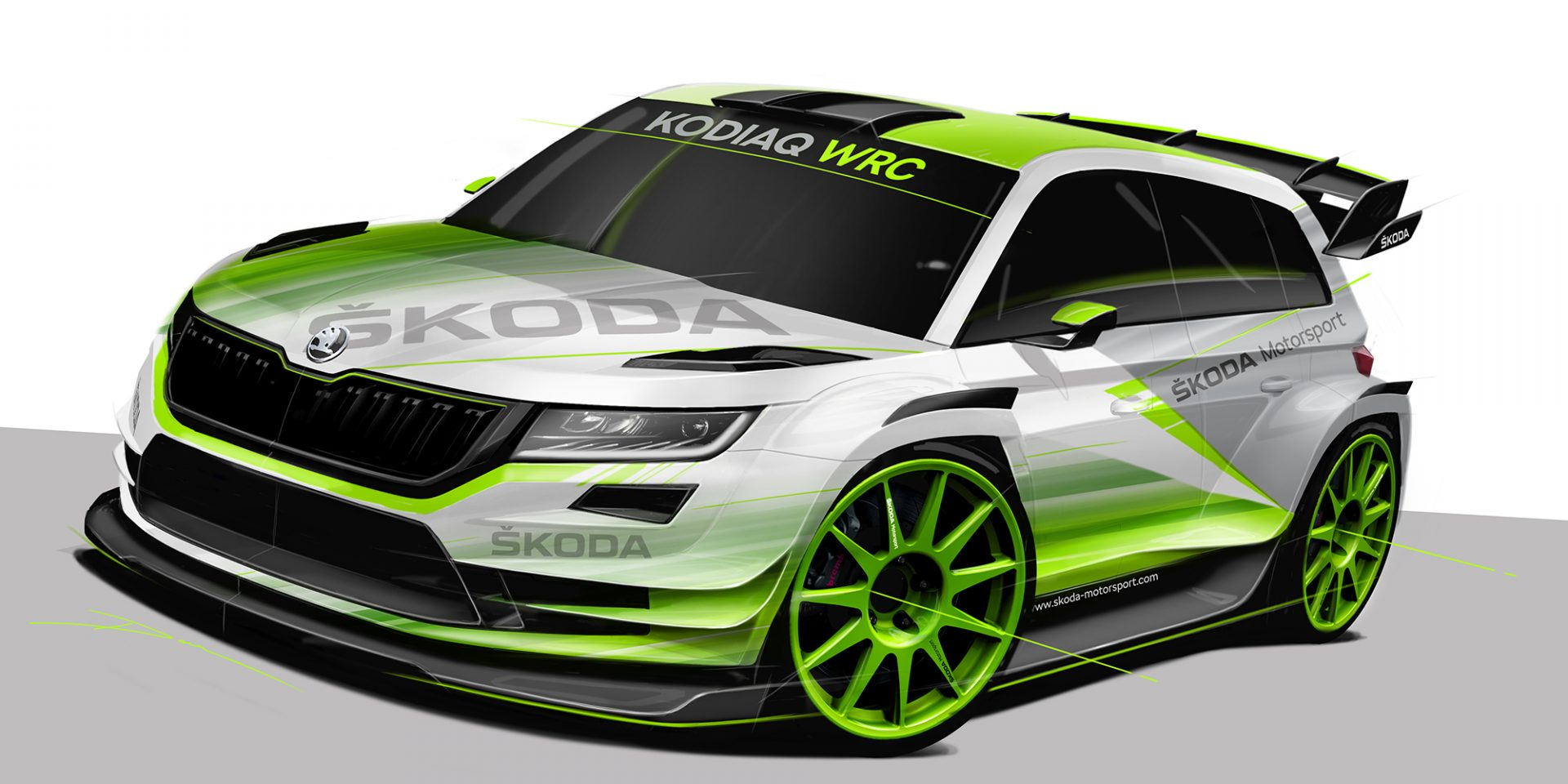 A New Predator in the World Rally Championship