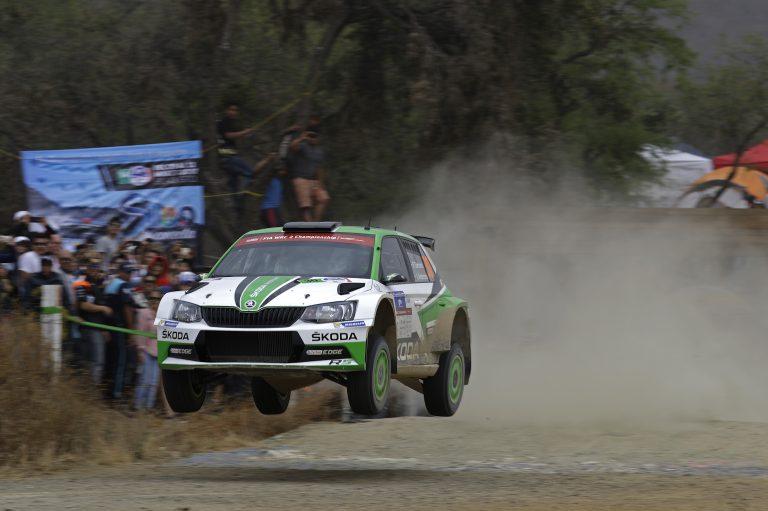 Tidemand wins dramatic duel in Mexico to continue ŠKODA's winning run
