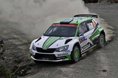 Rally Argentina: ŠKODA seeks to extend championship lead
