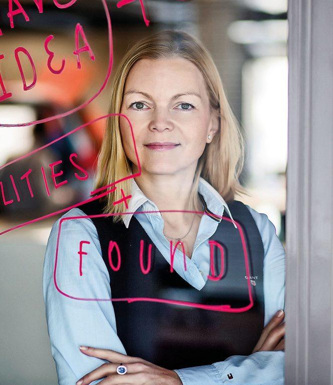 Jarmila Plachá, vedoucí ŠKODA AUTO DigiLab