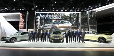 ŠKODA continues market campaign in China