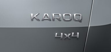 New compact SUV is called ŠKODA KAROQ