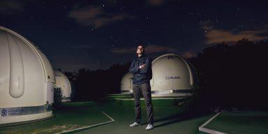 Pozorování hvězd svozem KODIAQ