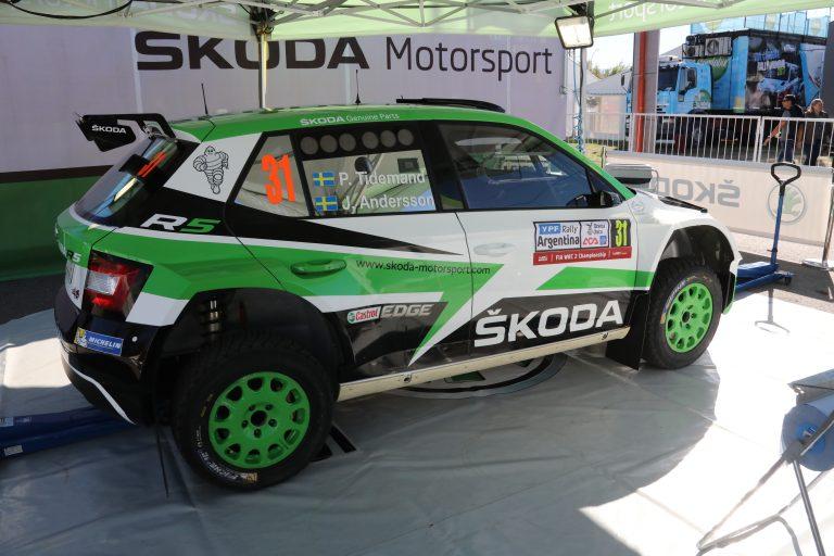 Rally Argentina 2017