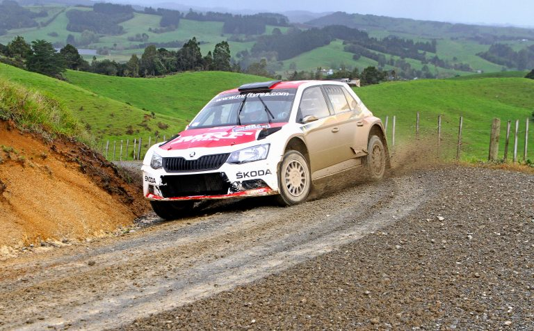 Rally of Whangarei 2017