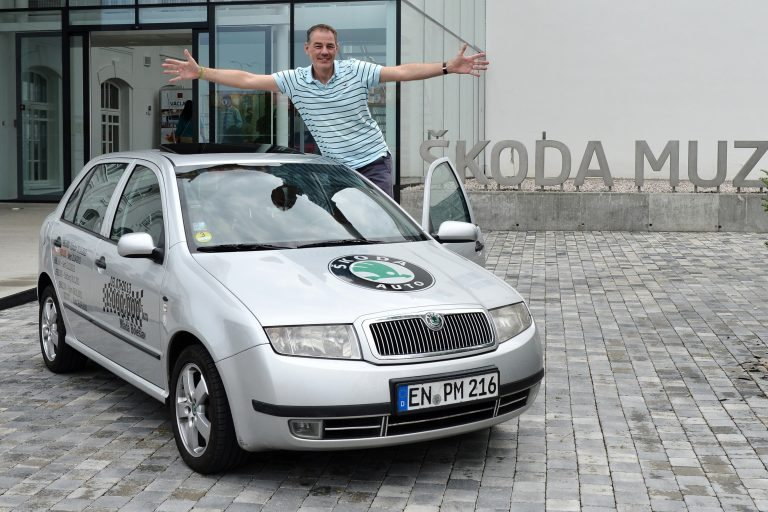 ŠKODA FABIA reaches one million kilometers