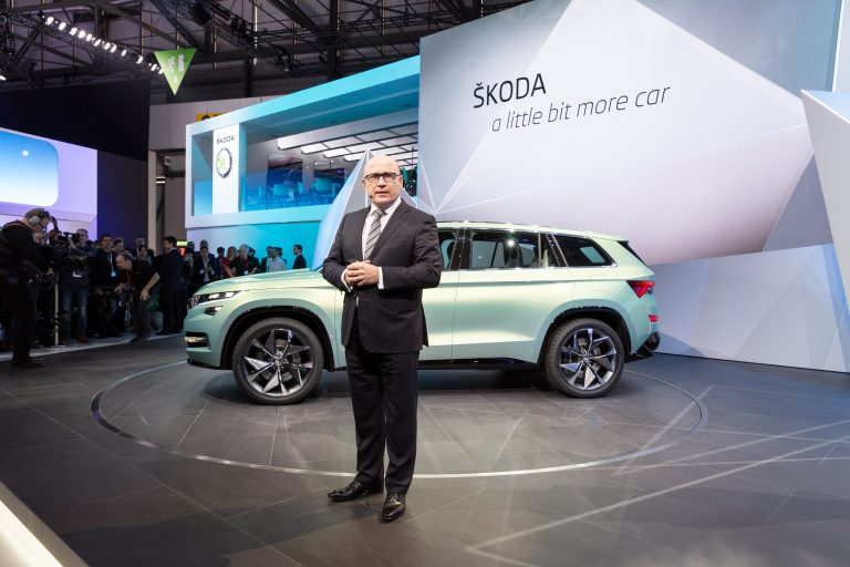 ŠKODA at the Geneva Motor Show 2016