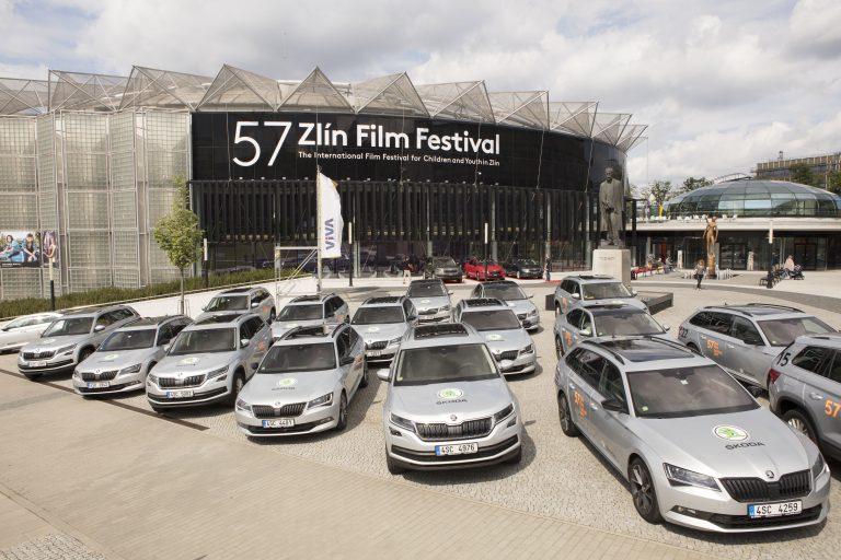 ŠKODA AUTO po patnácté partnerem Zlín Film Festivalu