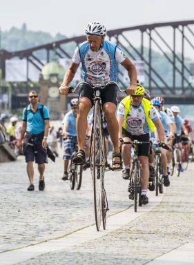 Projekt Na kole dětem opět s podporou ŠKODA AUTO